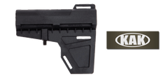 KAK Shockwave Blade AR15 Pistol Stabilizer - BLACK