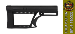 "LUTH-AR MBA-2 ""Skullaton"" Precision AR Rifle Stock - Black"