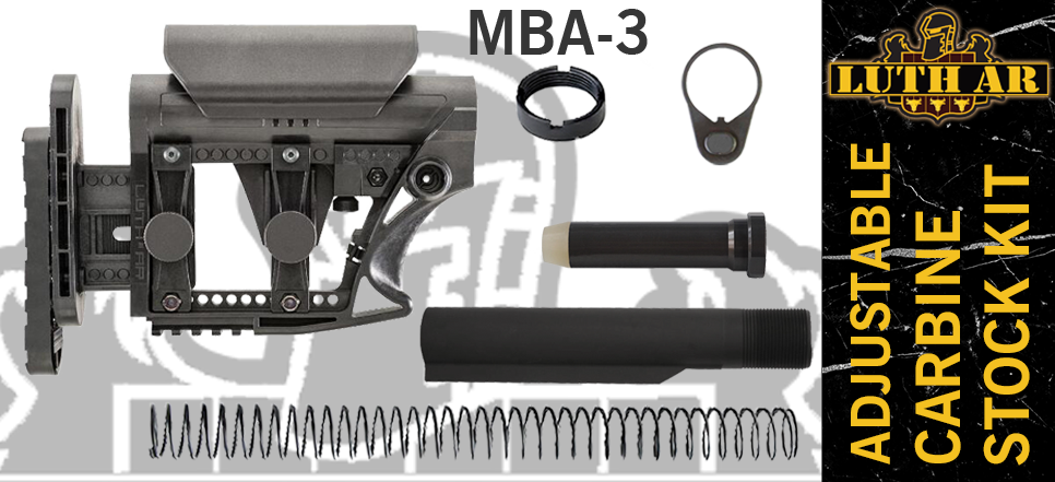 Luth-AR MBA-3 Carbine Stock Kit