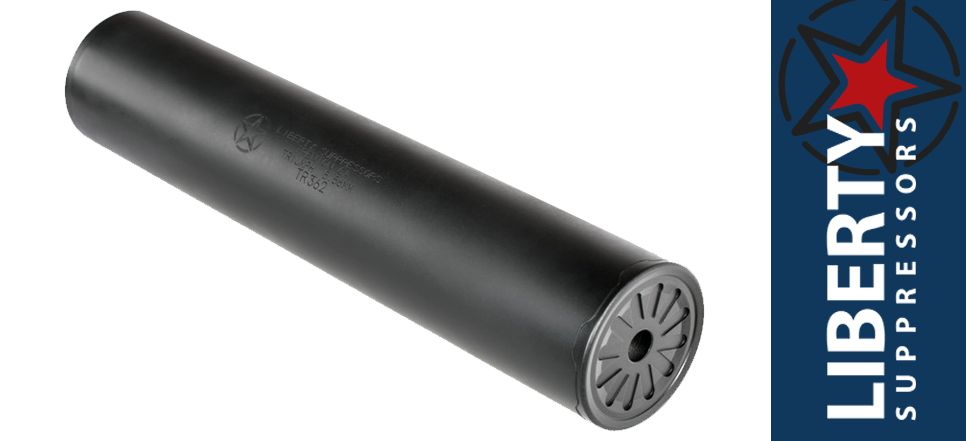Liberty Triumph 5.56 Silencer Suppressor