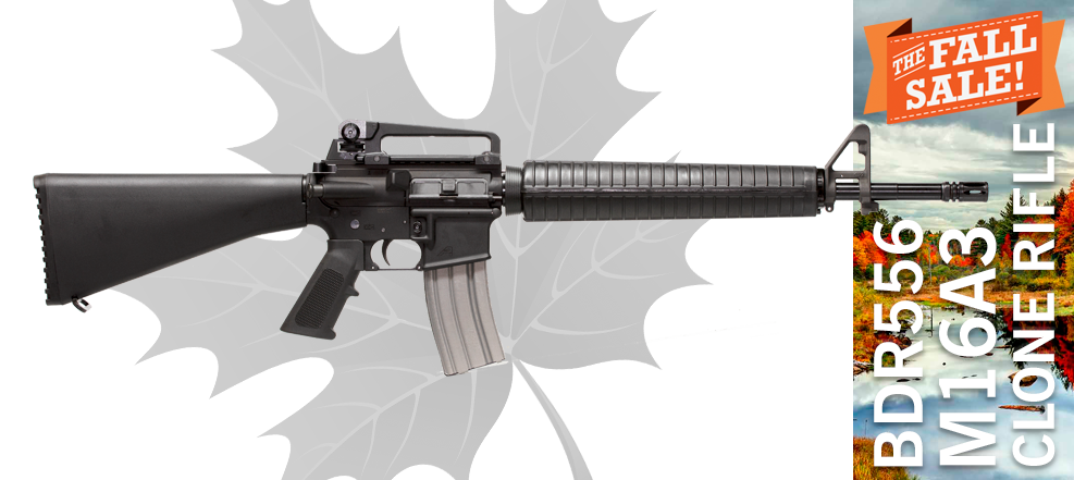 Black Dirt Rifleworks M16A3 Clone Rifle