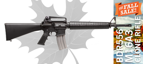 Black Dirt Rifleworks M16A3 Clone Rifle - 5.56 NATO