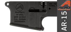M16A4 Stripped Lower Receiver