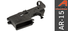 Aero Precision AR-15 Stripped Lower Receiver - Limited Edition: M16A4
