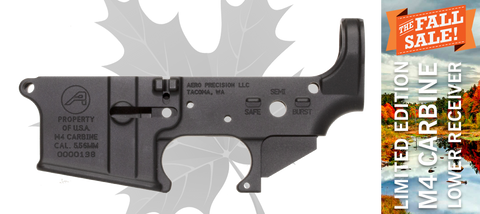 Limited Edition - Aero Precision M4 Carbine Lower Receiver