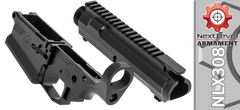Stripped AR 10 308 Lower Upper Receiver Set