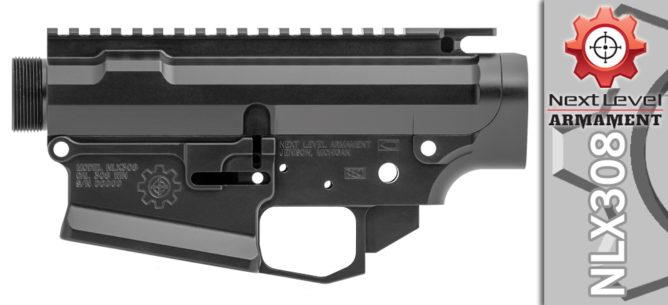 Next Level Armament 308 Receiver Set