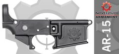 Next Level Elite AR15 Stripped Lower