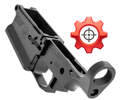 Next Level Armament NLX308 .308 Stripped Lower Receiver 3