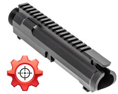 Next Level Armament NLX308 Upper Receiver for .308 Rear View