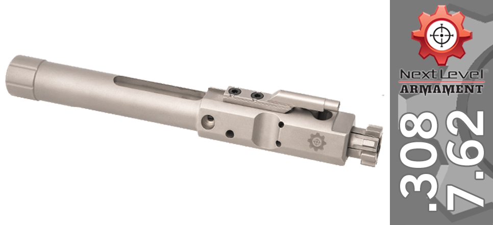 Next Level Armament NibX Nickel Boron .308 Bolt Carrier Group