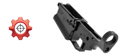 Next Level Armament NLX308 Stripped Billet AR-10, LR-308 Lower Receiver 1