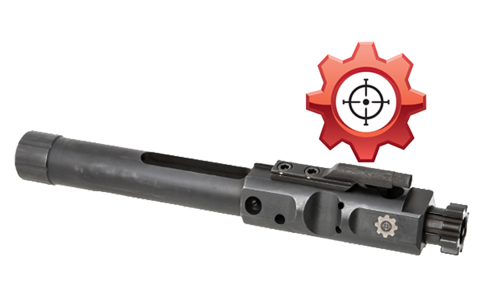 Next Level Armament NLX308 Nextride Bolt Carrier Group for .308
