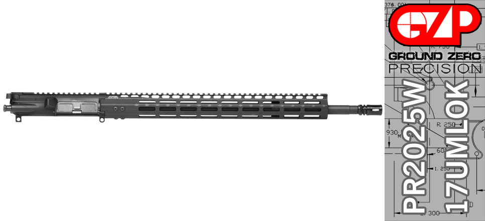 "20"" AR 15 Upper Receiver"