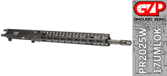 "20"" AR 15 Match Upper Receiver"