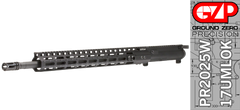 "20"" AR 15 Free Float Upper Receiver"