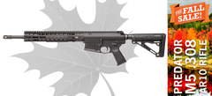 Black Dirt Rifleworks Aero Precision Predator308 AR10 Hunting Rifle