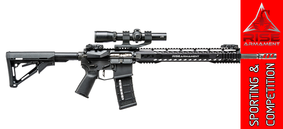 Rise Armament RA-313 Competition V. 2 Rifle