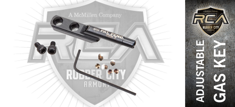 Rubber City Armory Adjustable Gas Key