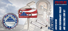 RISE Armament Folds of Honor Patriot Trigger