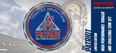 Rise Armament Challenge Coin