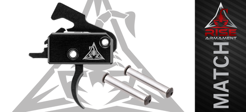 Rise Armament RA-140 Super Sporting Drop-In AR Target Trigger (SST)