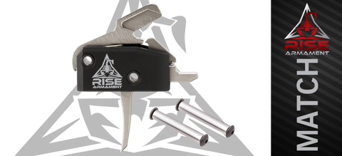 Rise Armament RA-434 High Performance Drop-In AR Trigger (HPT)