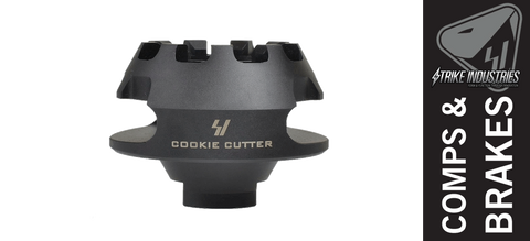 Strike Industries Cookie Cutter Comp - 5/8 x 24