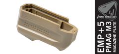 Strike Industries Enhanced Magazine Plate - E.M.P+5 - FDE