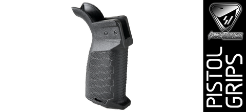 Strike Industries Enhanced AR Pistol Grip (Black)