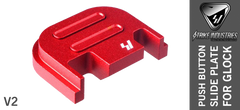 Strike Industries Glock Slide Cover V2 Red