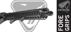Strike Industries LINK Curved Foregrip - Black