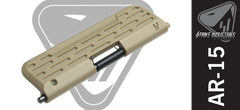 Strike Industries Ultimate Dust Cover AR 15 Capsule FDE