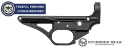 Stubborn Mule Rogue 50 Single Shot AR15 Lower Receiver