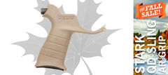 Stark Equipment AR Sling Grip With Built In Trigger Guard (FDE)