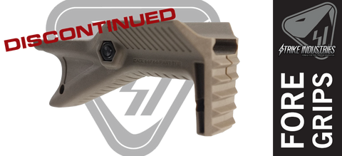 Strike Industries Cobra AR ForeGrip - FDE - DISCONTINUED