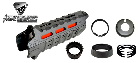 Strike Industries Viper AR15 Hand Guard Kit - Red