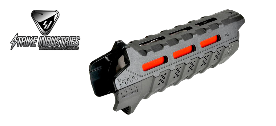 Strike Industries Viper AR15 Handguard - Red