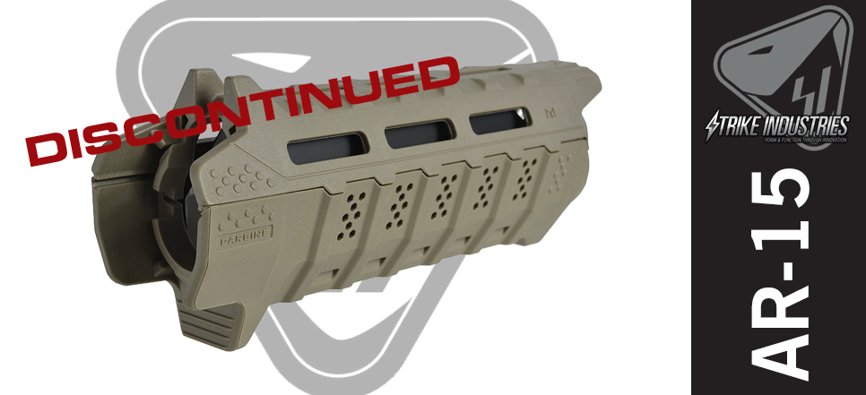 Strike Industries Cobra Drop-In Handguard FDE