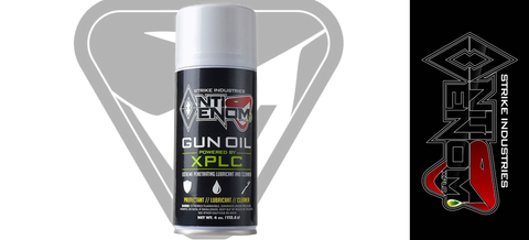Strike Industries AntiVenom XPLC Gun Oil