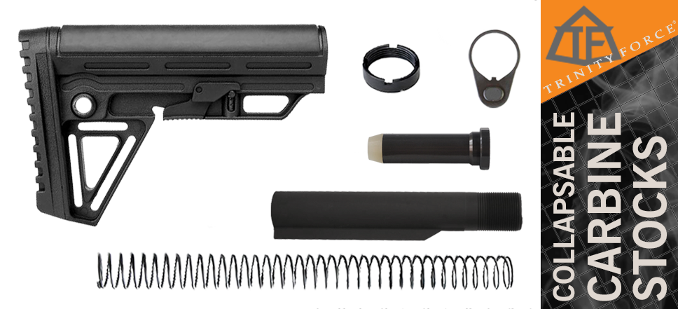Trinity Force Atlas Stock Kit for AR-10 .308