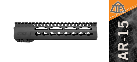 "9"" Trinity Force P1812 Keymod AR-15 Rail System - Black"