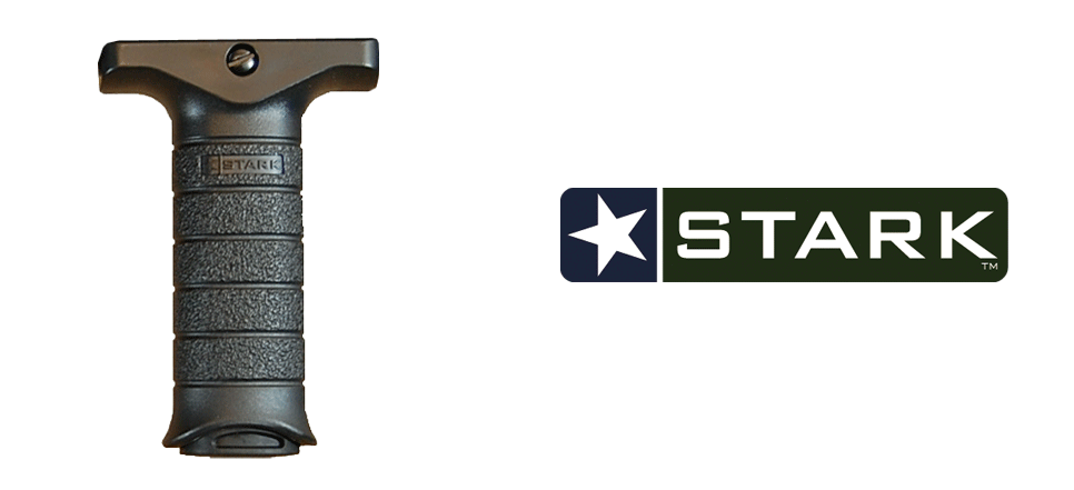 Stark Equipment AR Vertical Forward Grip (Black)