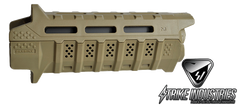 Strike Industries Viper Drop-In AR-15 Hand Guard - FDE - DISCONTINUED