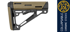 Hogue AR 15 Stock Desert Tan