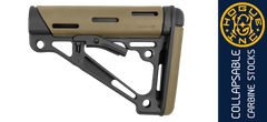 Hogue AR15 Stock Tan