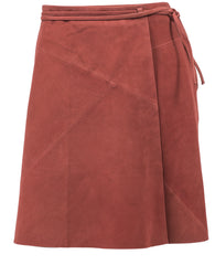 Louise - wrap skirt