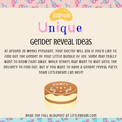 Is it a boy or a girl?! Unique Gender Reveal Ideas!