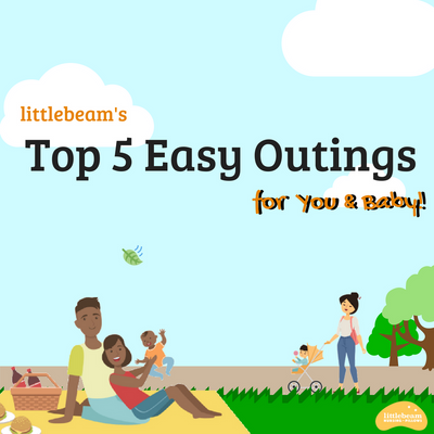 Top 5 Easy Outings with Baby - Our List of the Best Places to Take Babies