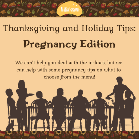Surviving the Holidays While Pregnant